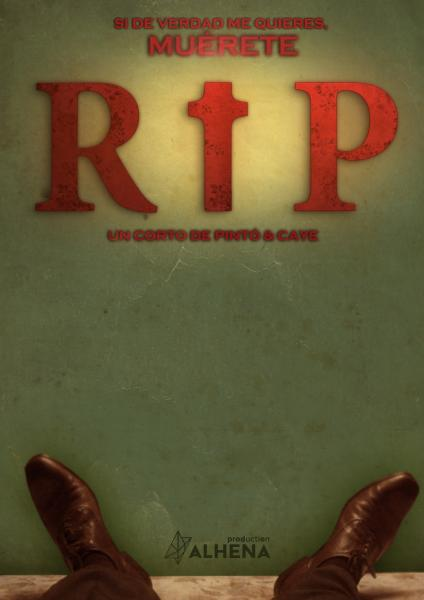R.I.P poster